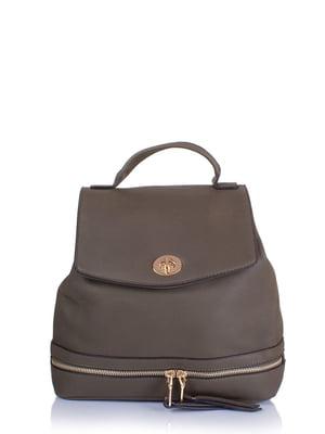 Рюкзак кольору хакі | 4413506