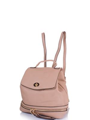 Рюкзак бежевый | 4413507