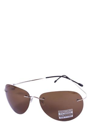 Очки солнцезащитные | 4413528