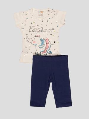 Комплект: футболка і легінси | 4399993