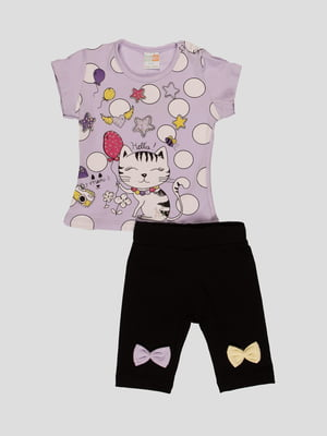 Комплект: футболка і легінси | 4399997