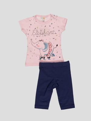 Комплект: футболка і легінси | 4399991