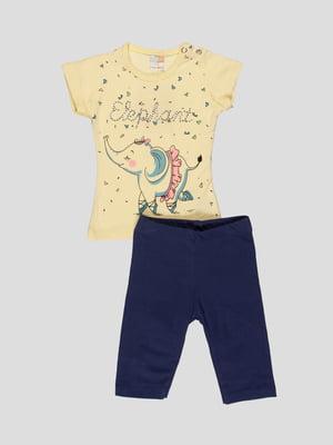 Комплект: футболка і легінси | 4399994