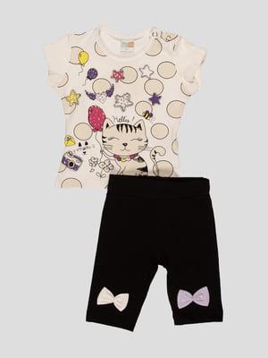 Комплект: футболка і легінси | 4399996