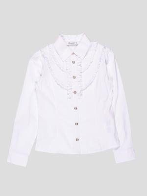 Сорочка біла | 4413023