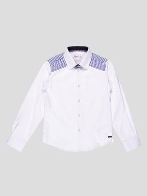 Рубашка белая | 4413021