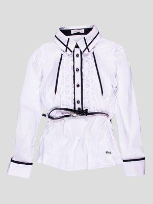 Блуза біла | 4413026