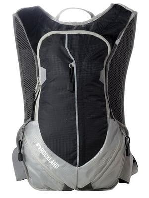 Рюкзак чорно-сірий | 4418943