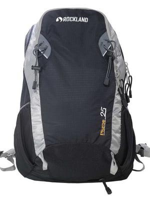 Рюкзак чорно-сірий | 4418946