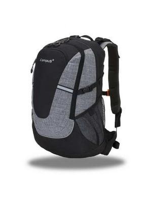 Рюкзак сіро-чорний   4418968