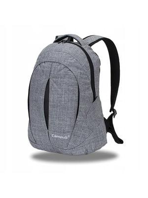 Рюкзак сірий | 4418975