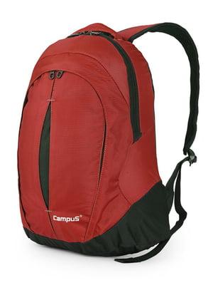 Рюкзак червоно-чорний   4418978