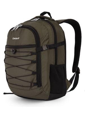Рюкзак оливкового кольору   4418980