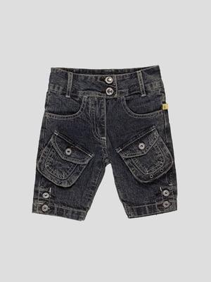 Шорти сині джинсові | 21239