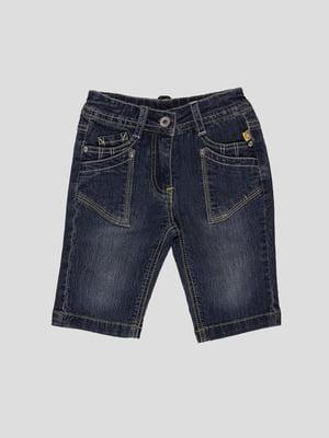Шорти сині джинсові | 4397302