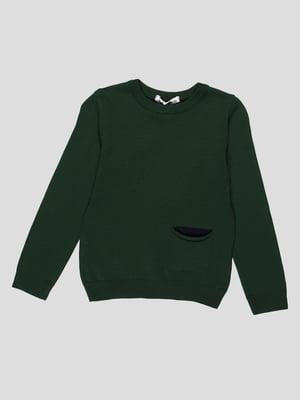 Джемпер зелений | 4397602