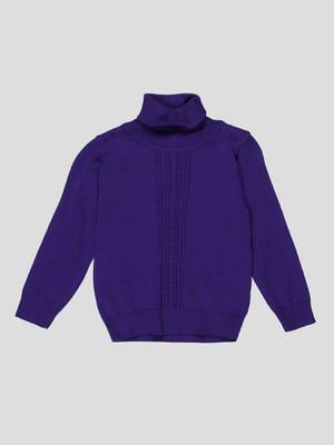 Гольф фиолетовый | 3464566