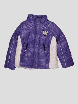 Куртка двоколірна   4396414
