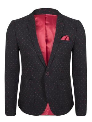 Пиджак черный | 4418550