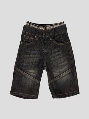 Бриджі темно-сині джинсові | 82848