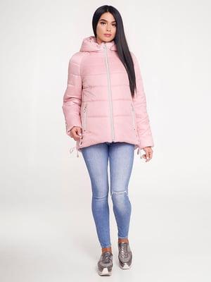 Куртка рожева | 4421195