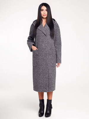 Пальто сіре | 4421237