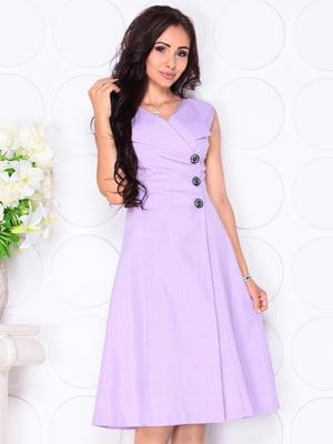 Платье светло-фиалкового цвета | 4419771