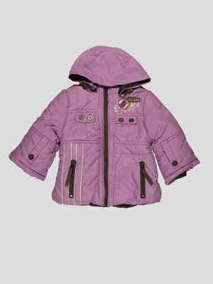 Куртка сиреневая | 29652