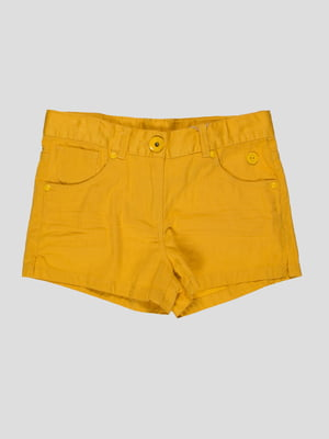 Шорти жовті | 4396423