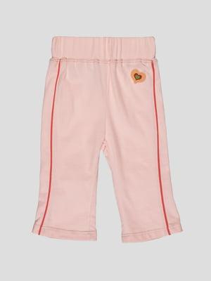 Штани рожеві | 4396373