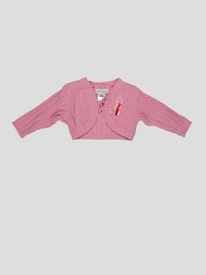 Болеро розовое   4397080