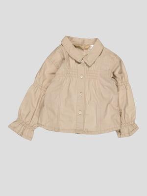 Блуза бежевая   4397497