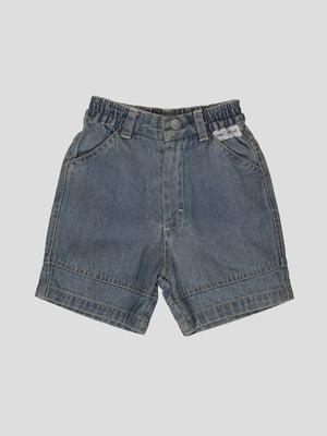 Шорти сині джинсові | 4396333