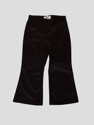 Штани чорні | 1104604
