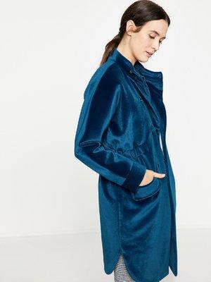 Пальто изумрудного цвета | 4426029