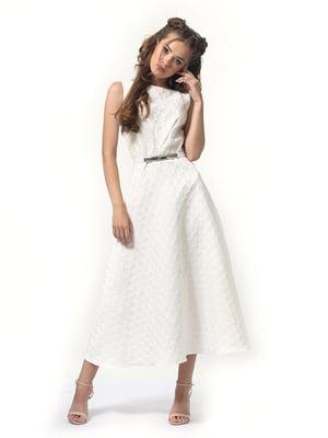 Платье молочного цвета | 4426401