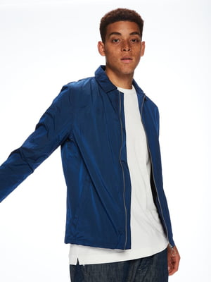 Куртка синя | 4288326