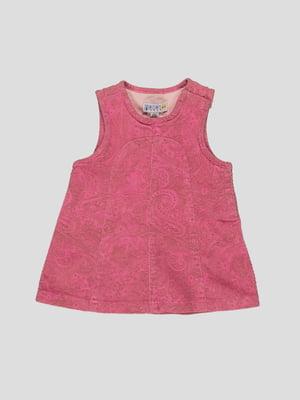 Сарафан розовый   4397049