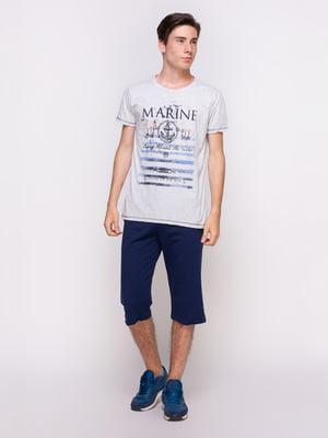 Комплект: футболка та бриджі | 4373822