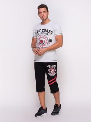 Комплект: футболка и бриджи | 4373847