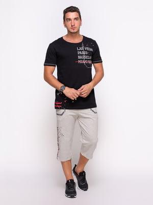 Комплект: футболка и бриджи | 4388375