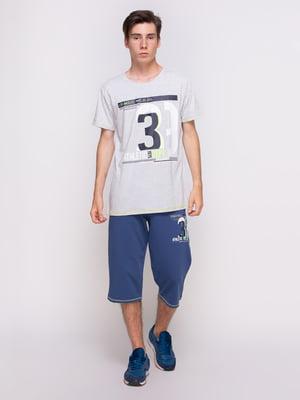 Комплект: футболка и бриджи | 4388377