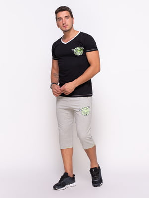 Комплект: футболка и бриджи | 4373821