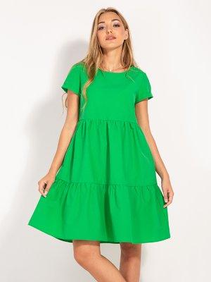 Платье зеленое | 4409072