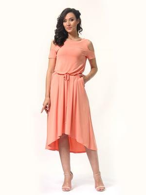 Сукня помаранчева | 4429033