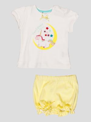 Комплект: футболка і шорти | 4413009