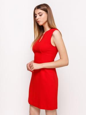 Платье красное | 4113270