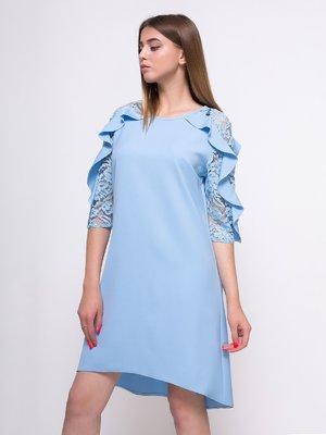 Сукня блакитна   4427644