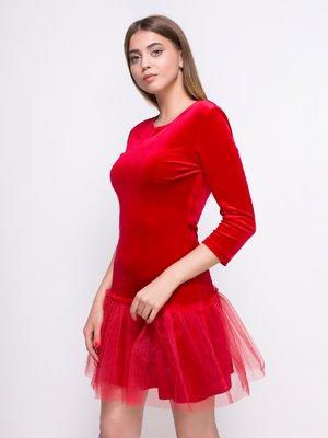Сукня червона   4427633