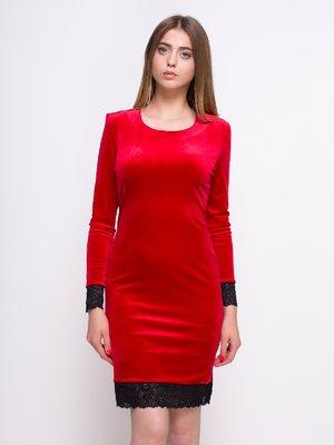 Сукня червона   4427639